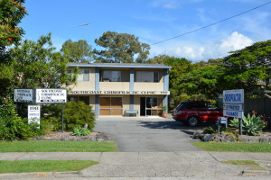 gold coast chiropractic centre location
