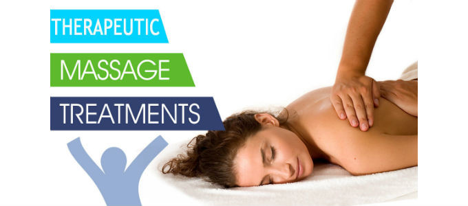 gentle massage therapy